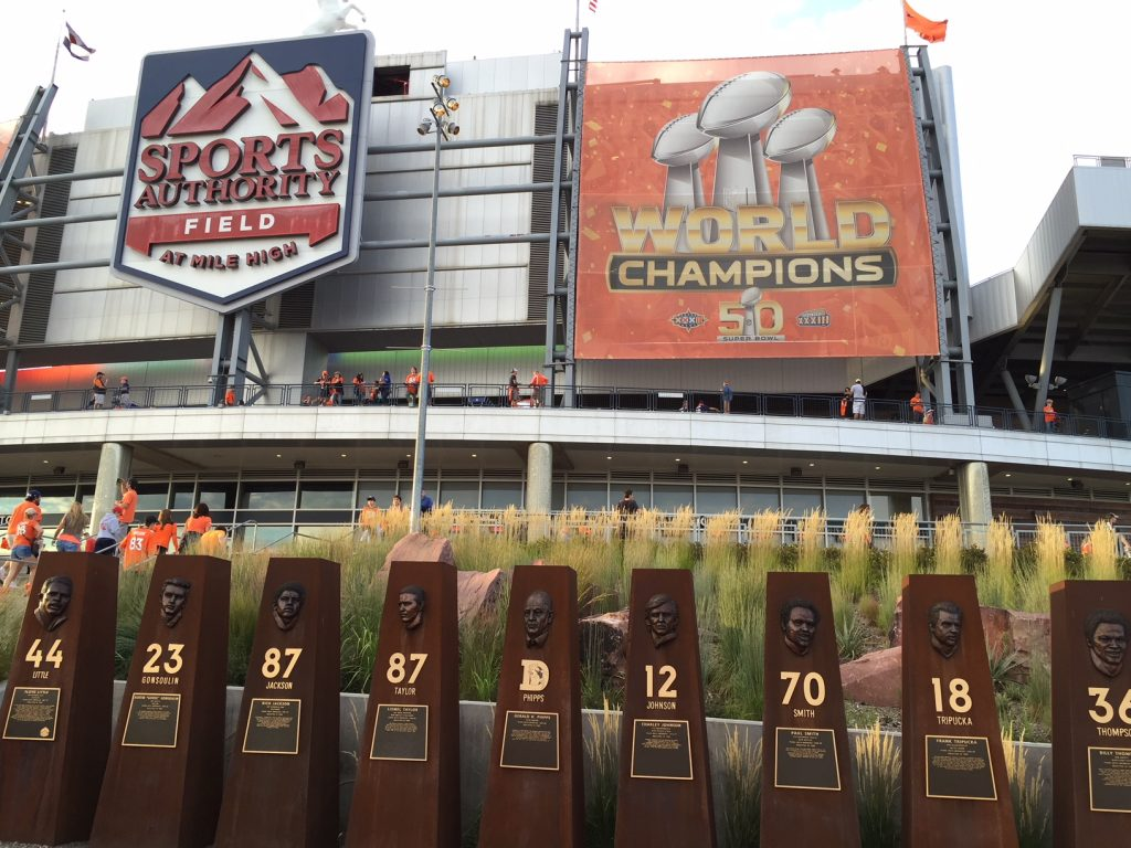 Broncos Stadium Advertising: A Mile-High Opportunity