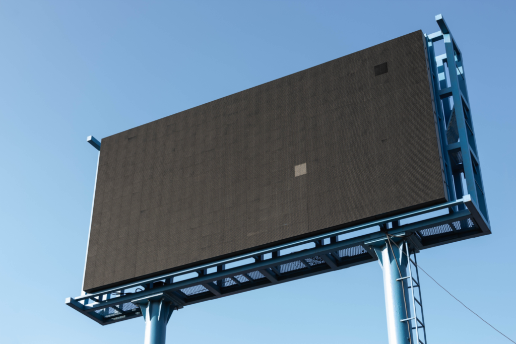 How Big Should a Billboard Be?